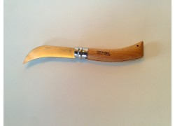 Opinel serpette large curved grafting knife